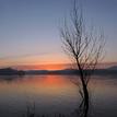 ... ranné zore na Dunaji ...