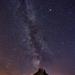 Matterhorn a mléčná dráha