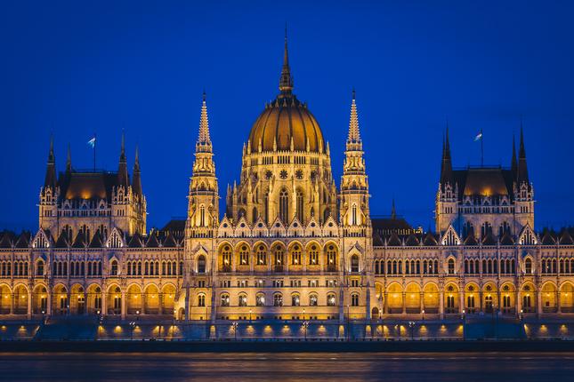 Budapešť I