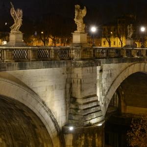 Ponte Elio a Roma