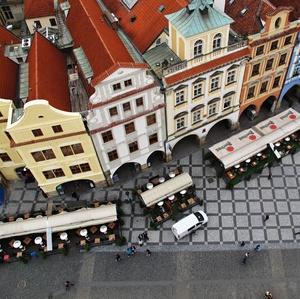 Staromestské námestie, Praha