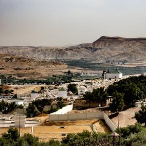 Islamský cintorín