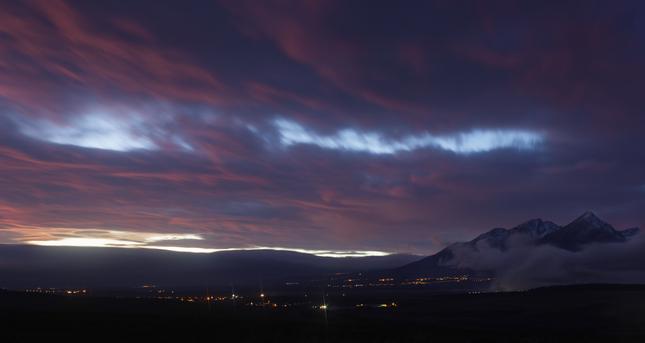 Tatry z hory