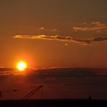 Západ Slnka nad Skalicou