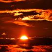 Západ slnka a Hámroch