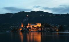 Isola San Giulio II.