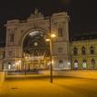 vlaková stanica Budapešť