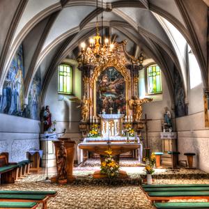 Malý kostolík