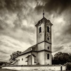 Katolický kostol Hybe