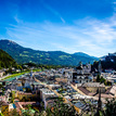 Salzburg z hora