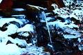 voda v mraze.....