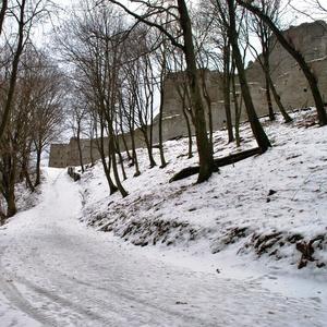 hrad Kapušiansky