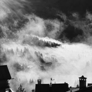 Biele horské prebúdzanie