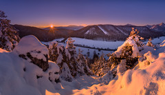 Zimný večer