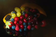 Trošku ovocia