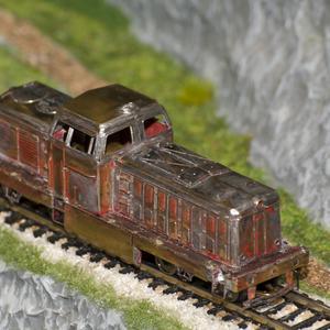 Železnica v malom