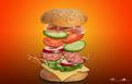 Lietajúci sendvič