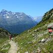 Výstup k Winnebachseehütte