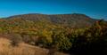 Jesenná panoráma z lúk