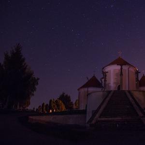 Kalvária v Komjaticach