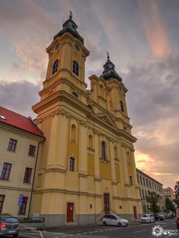 Piaristický kostol Nitra