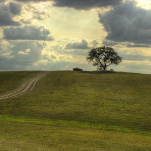 Cestou na horizont