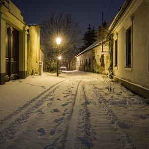 Romantická ulička