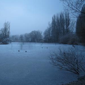 Duchovia na ľade
