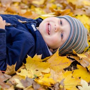 jesenné v parku