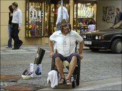 """divadlo """"Na vozíčku"""""""