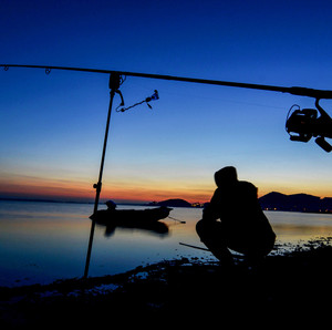 sirava night fishing