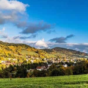 jeseň v našej dedine