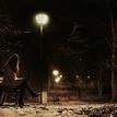 Večer osamote