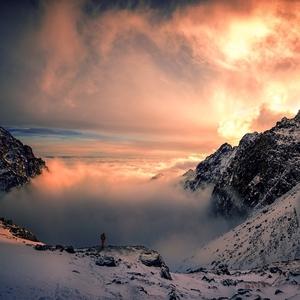 Tam v oblakoch