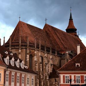 Čierny kostol - Brašov