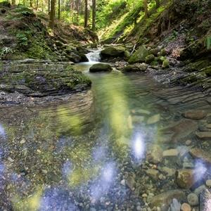 Satinský potok