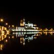 Athlone v noci, Irsko
