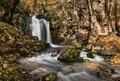 vodopádová jeseň