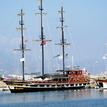Pirátska zátoka Turecko