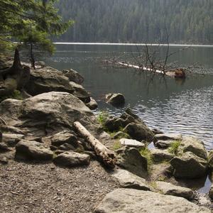 Certovo Jazero NP Sumava