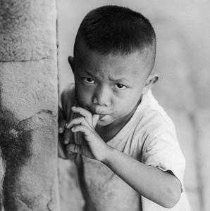 Deti Kambodže