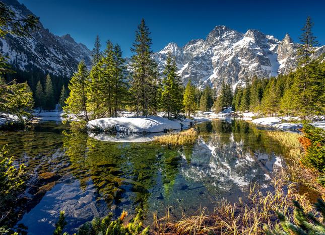 V krajine plnej prírodných krás.