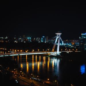 Bratislava Nigh Time 🖤