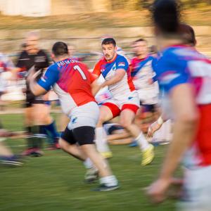 rugby v pohybe