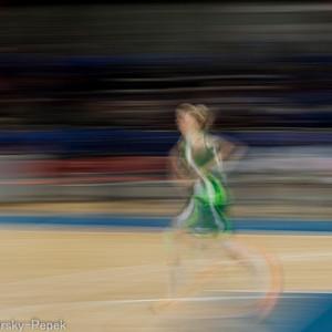 basketbalistka