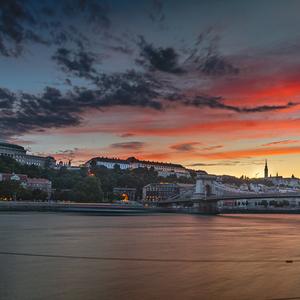 Farby na Dunaji
