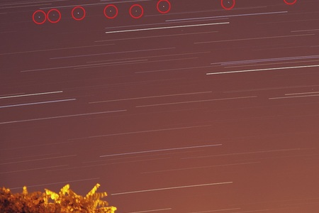 Astrofotografia - Vyfotografujte si geostacionární družice!