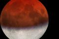 16.7. - 17.7. Polotieňové zatmenie Mesiaca