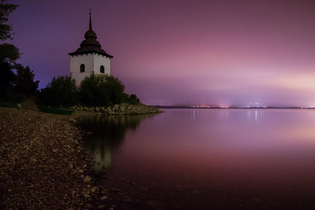 Magická noc na Liptovskej Mare