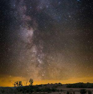 Z hmly do Mliečnej cesty